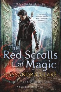 bokomslag The Red Scrolls of Magic, 1