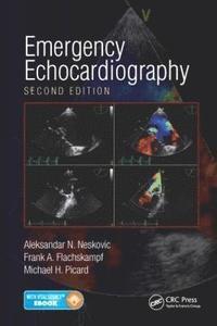 bokomslag Emergency Echocardiography