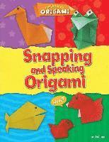 bokomslag Snapping and Speaking Origami