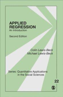 bokomslag Applied Regression