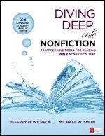 bokomslag Diving Deep Into Nonfiction, Grades 6-12