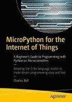 bokomslag MicroPython for the Internet of Things