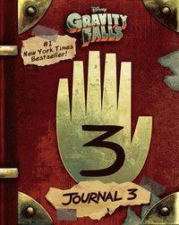 bokomslag Gravity Falls Journal 3
