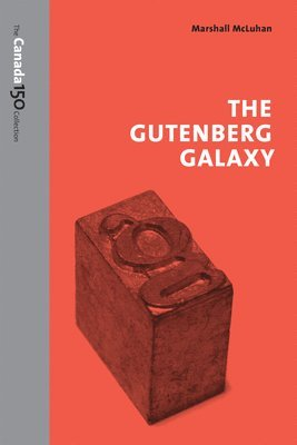 bokomslag The Gutenberg Galaxy