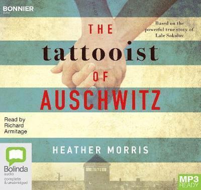 The Tattooist of Auschwitz 1