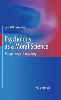 bokomslag Psychology as a Moral Science