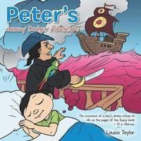 bokomslag Peter's Jammy Dodger Adventure