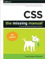 bokomslag CSS: The Missing Manual