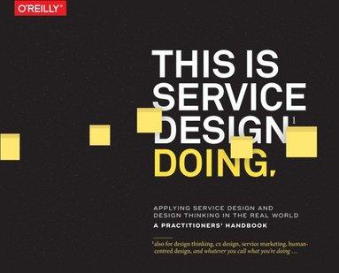 bokomslag This is Service Design Doing