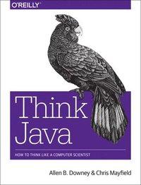 bokomslag Think Java