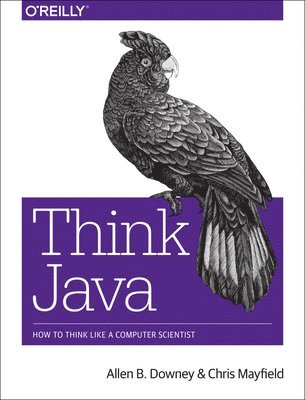 bokomslag Think Java: How to Think Like a Computer Scientist