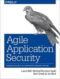 bokomslag Agile Application Security