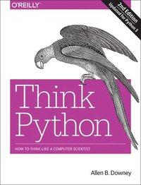 bokomslag Think Python, 2e