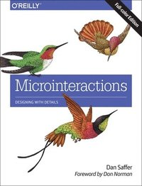 bokomslag Microinteractions: Full Color Edition