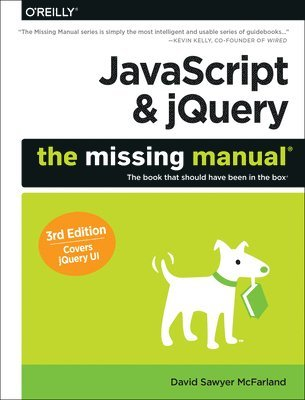 bokomslag JavaScript & jQuery: The Missing Manual
