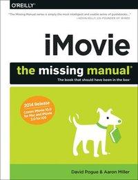 bokomslag iMovie - The Missing Manual