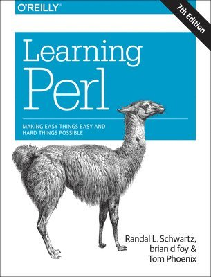 bokomslag Learning Perl, 7e