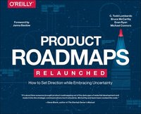 bokomslag Product Roadmaps Relaunched