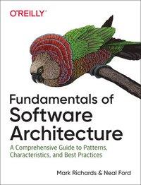 bokomslag Fundamentals of Software Architecture