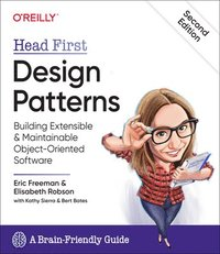 bokomslag Head First Design Patterns: A Brain-Friendly Guide