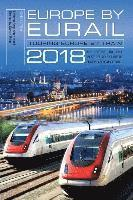 bokomslag Europe by Eurail 2018: Touring Europe by Train