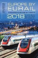 bokomslag Europe by Eurail 2018