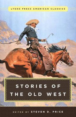 bokomslag Great American Western Stories