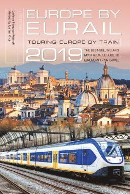 bokomslag Europe by Eurail 2019