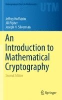 bokomslag Introduction to mathematical cryptography