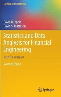 bokomslag Statistics and Data Analysis for Financial Engineering