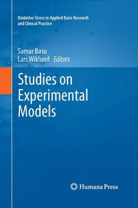 bokomslag Studies on Experimental Models