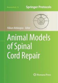 bokomslag Animal Models of Spinal Cord Repair