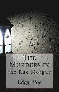 bokomslag The Murders in the Rue Morgue