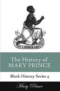 bokomslag History of Mary Prince: A Slave Narrative