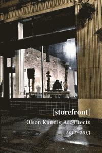 bokomslag [storefront] Olson Kundig Architects