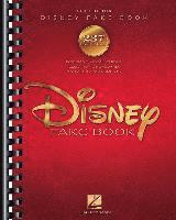 bokomslag The Disney Fake Book 4th Edition