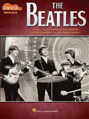 bokomslag Beatles - strum & sing ukulele
