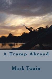 bokomslag A Tramp Abroad