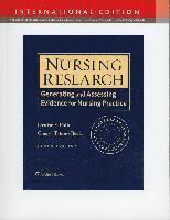 bokomslag Nursing research - generating and assessing evidence for nursing practice