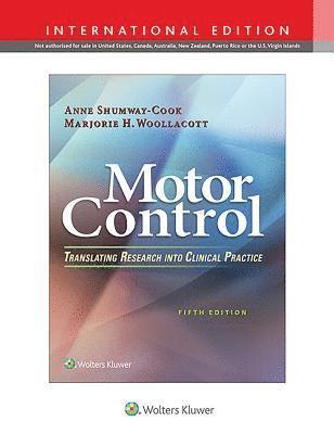 bokomslag Motor Control