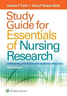bokomslag Study Guide for Essentials of Nursing Research