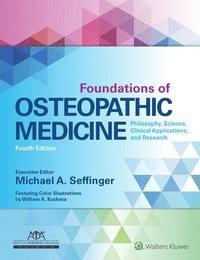 bokomslag Foundations of Osteopathic Medicine
