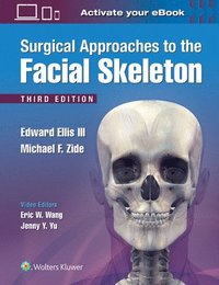 bokomslag Surgical Approaches to the Facial Skeleton