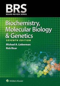bokomslag BRS Biochemistry, Molecular Biology, and Genetics