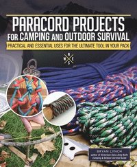 bokomslag Paracord Projects for Camping and Outdoor Survival