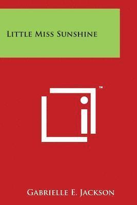 bokomslag Little Miss Sunshine