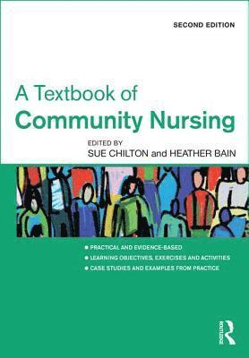 bokomslag Textbook of community nursing
