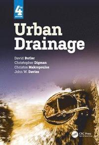 bokomslag Urban Drainage