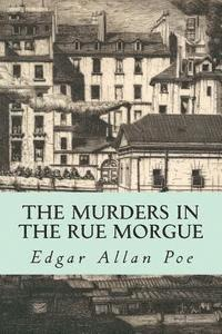 bokomslag The Murders in the Rue Morgue