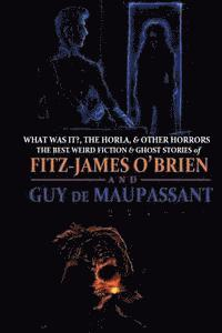 bokomslag What Was It?, The Horla, and Other Horrors: The Best Weird Fiction and Ghost Stories of Fitz-James O'Brien and Guy de Maupassant: Introduced and Illus